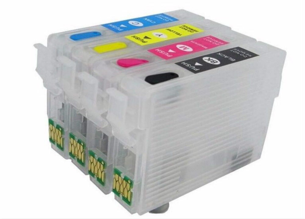 29XL 2991 Refillable Ink Cartridges with one time Chips For Epson XP432 XP235 XP332 XP335 XP435 XP-235 XP-335 XP-432 XP-435