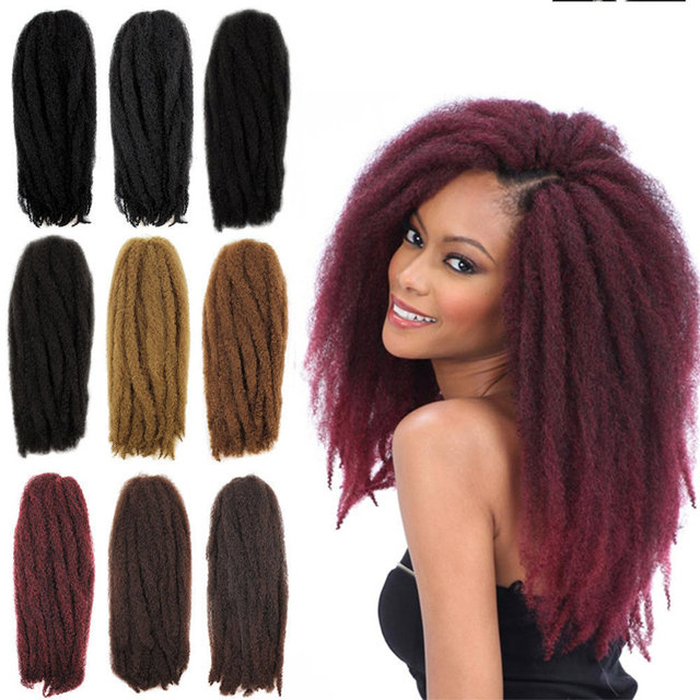 3pack crochet hair extensions 18 havana mambo twist crochet 3pack crochet hair extensions 18 havana mambo twist crochet braids senegalese twist hair afro kinky pmusecretfo Images