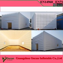 free shipping 8m diameter oxford cloth inflatable igloo tent, inflatable dome tent for events