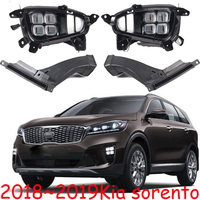 2018 2019 sorento daytime light,LED,4pcs eyes,car accessories,sorento bumper light;soul,k5,ceed,kx5,Sportage R,K3,cerato,KX