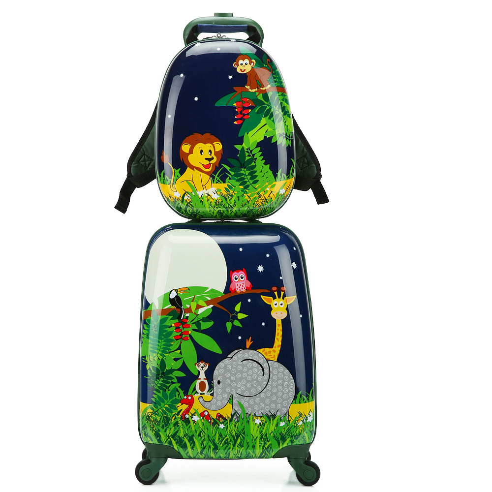 LeTrend Cute Cartoon Children Rolling Luggage Spinner Kid Suitcase Wheels  ABS Trolley Case Cabin Trunk School Bag Carry On Box кромкорез со штоком stihl fcb km