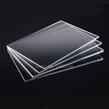 Acrylic Blanks Custom Wedding Sign Calligraphy Laser Cut Blank Stock Clear Sheet Lucite Name Cards Guestbook Place Cards Table