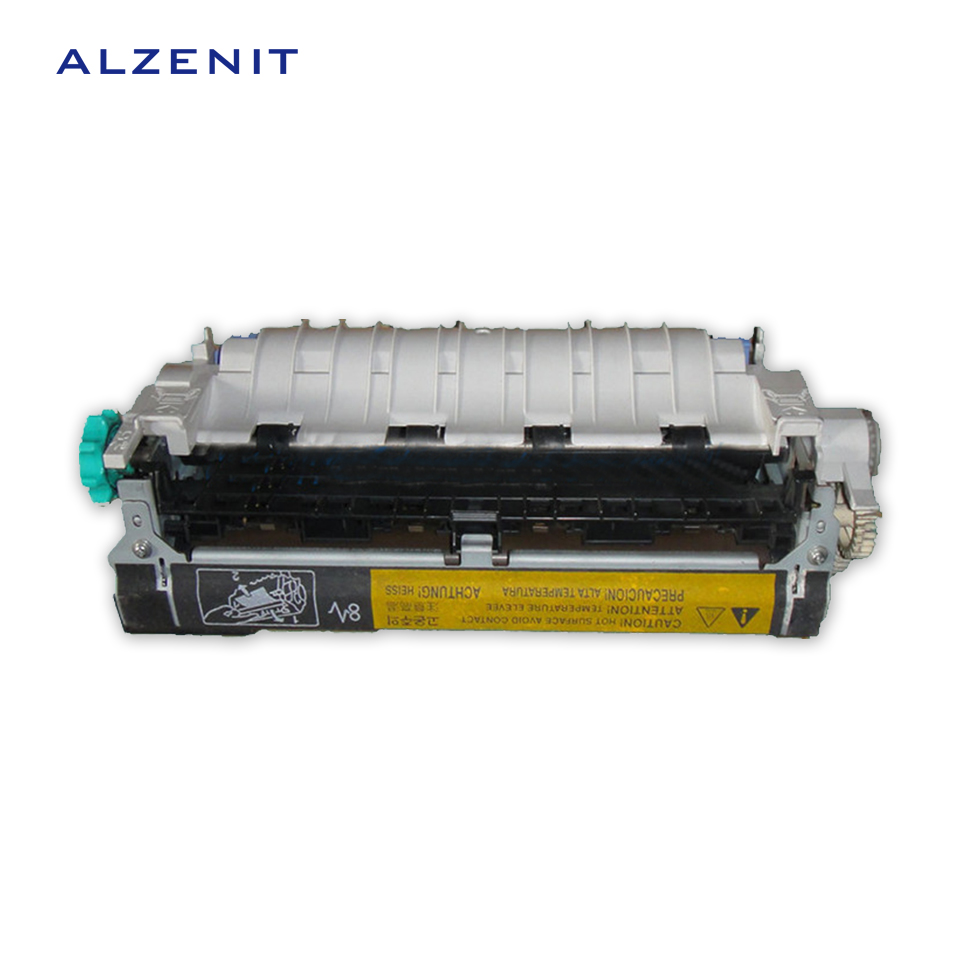 ALZENIT For HP HP 4200 4200N Original Used Fuser Unit Assembly RM1-0014 RM1-0013 220V Printer Parts On Sale 2d wireless barcode area imaging scanner 2d wireless barcode gun for supermarket pos system and warehouse dhl express logistic