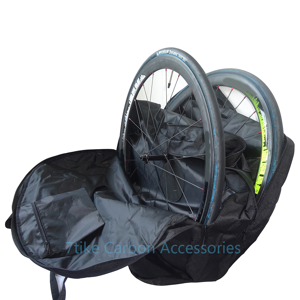 700C ROAD BIKE WHEELS BAG WITH HUB PROTECTOR DOUBLE 27.5 ER WHEELS BAG BICYCLE WHEELSET BAG PADDED WHEELS BAG700C ROAD BIKE WHEELS BAG WITH HUB PROTECTOR DOUBLE 27.5 ER WHEELS BAG BICYCLE WHEELSET BAG PADDED WHEELS BAG