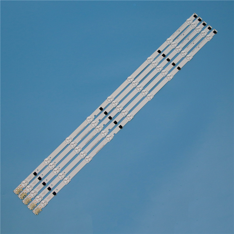 Image 2 - 9 Lamps LED Backlight Strip For Samsung UE32F4000AW UE32F5000AK UE32F5000AW UE32F6400AK UE32F6400AW Bars Kit Television LED Band-in Computer Cables & Connectors from Computer & Office