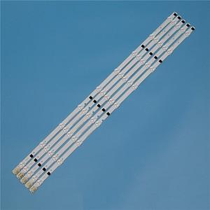 Image 2 - 9 Lamps LED Backlight Strip For Samsung UE32F4000AW UE32F5000AK UE32F5000AW UE32F6400AK UE32F6400AW Bars Kit Television LED Band