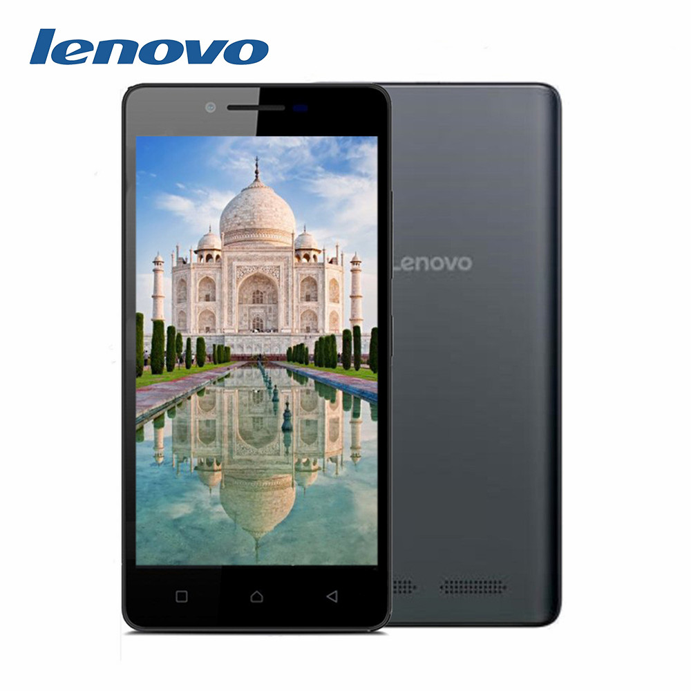 Цена за Оригинал lenovo k10e70 5.0 дюймов hd ips snapdragon 210 android 6.0 4 Г LTE смартфон 2 ГБ RAM 16 ГБ ROM 8MP dual sim 2300 мАч