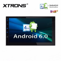7 Android 6 0 Marshmallow OS 2 Din Car Multimedia Double Din Car Navigation GPS Two