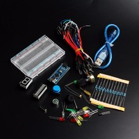 1PCS Nano 3 0 Controller Compatible With Nano CH340 USB Driver NO CABLE For Arduino NANO