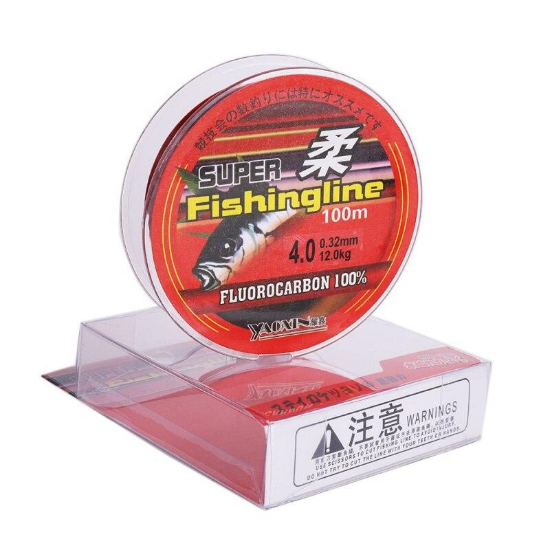100M Strong Daiwa Fishing Line Japan Super Monofilament Nylon Lines