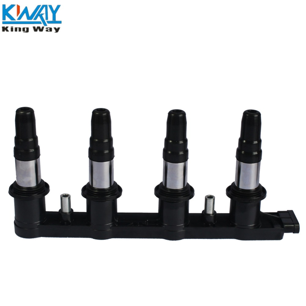 FREE SHIPPING King Way Ignition Coil Pack For Chevrolet Aveo Aveo5 ...