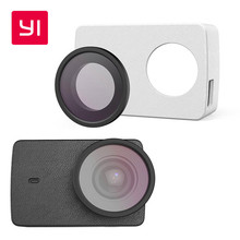 YI 4K Action Camera Protective Lens and Leather case
