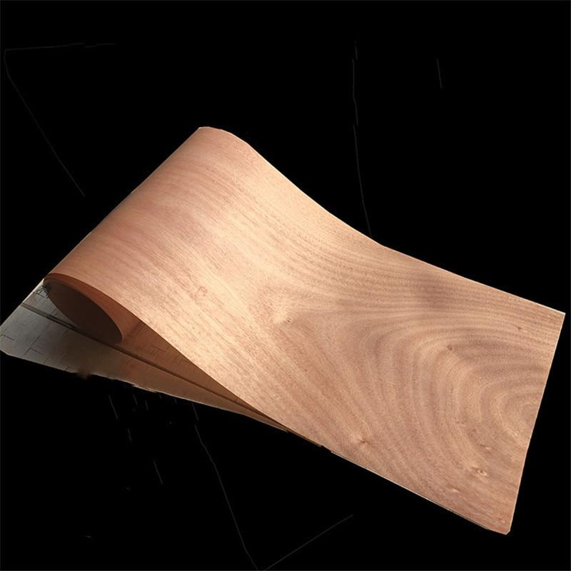 Natural Genuine Wood Veneer Sliced Walnut Furniture Veneer Rift Sawn Rift Grain Quarter Sawn C/C 0.2mm Thick