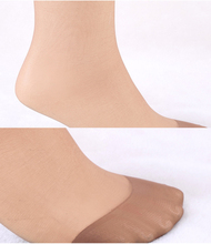 10 Pairs Ultra Thin Silk Socks