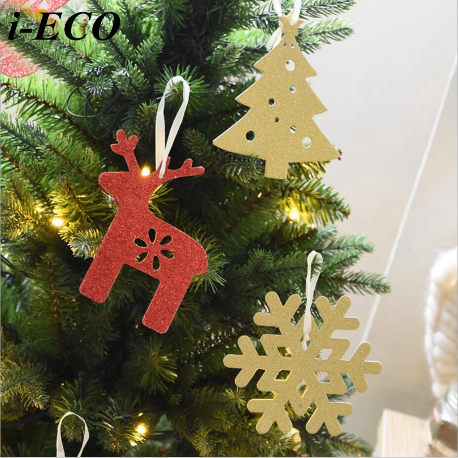 Paper Christmas Tree Ornaments Online Get Cheap Paper Snowflake Ornament Aliexpresscom