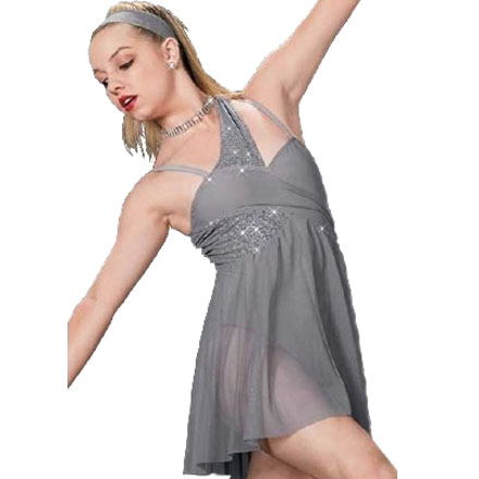 2016 New Real Knee-length Kids Dresses for Girls Latin Dance Dress Kids Child Costume Female Ballet Clothes Professional Tutu