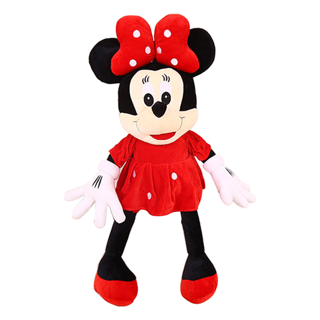 7 styles 30cm Mickey Mouse Minnie Donald Duck Daisy Plush Toys Cute Goofy Dog Pluto Dog Kawaii Stuffed Toys Children Gift