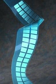 Livraison Gratuite 1 pièce 3 M 8810 9x50mm led Thermique Adhésif Bleu Bande De Refroidissement Pad Pour CPU GPU