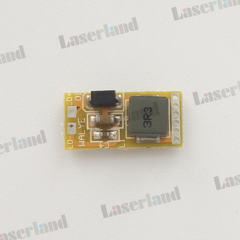 Adjustable Driver Board 450nm 445nm 473nm Blue Laser Diode 1W 1.4W 2W 3~5VDC 2.5A noritsu blue laser head with driver pcb a type laser gun laser diode laser unit for qss 3000 3001 3011 3021 3101 china assembled