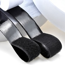 10M*2 Hook and Loop Fastener Tape, Self Adhesive Sticky Heavy Duty Tape Reusable Double Sided