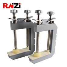 Raizi 2 Pcs granite mitre clamp for granite marble stone slab stitching 45 degree install tooling tools
