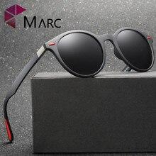 MAR Men Polarized Glasses Car Driver Night Vision Goggles Anti-glare Polarizer TR90 Sunglasses Driving Sun