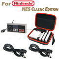IVYQUEEN Custom Travel Storage Bag for Nintendo Mini NES Classic Edition Console Case Controller + Extensive Cable Accessories