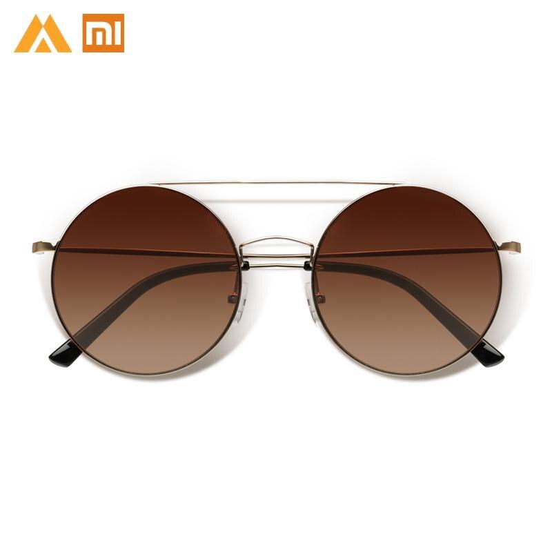 Xiaomi Mijia TS Turok Steinhardt Glass Vintage UV400 Metal Sun Lenses UV Proof for Summer Travel