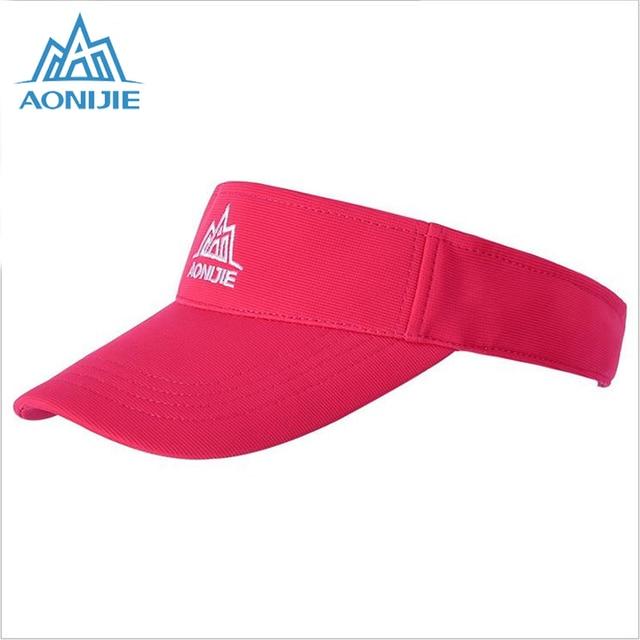 74a391684d71a Gorra de tenis deportiva AONIJIE gorra de verano para correr sombreros de sol  para mujer gorra