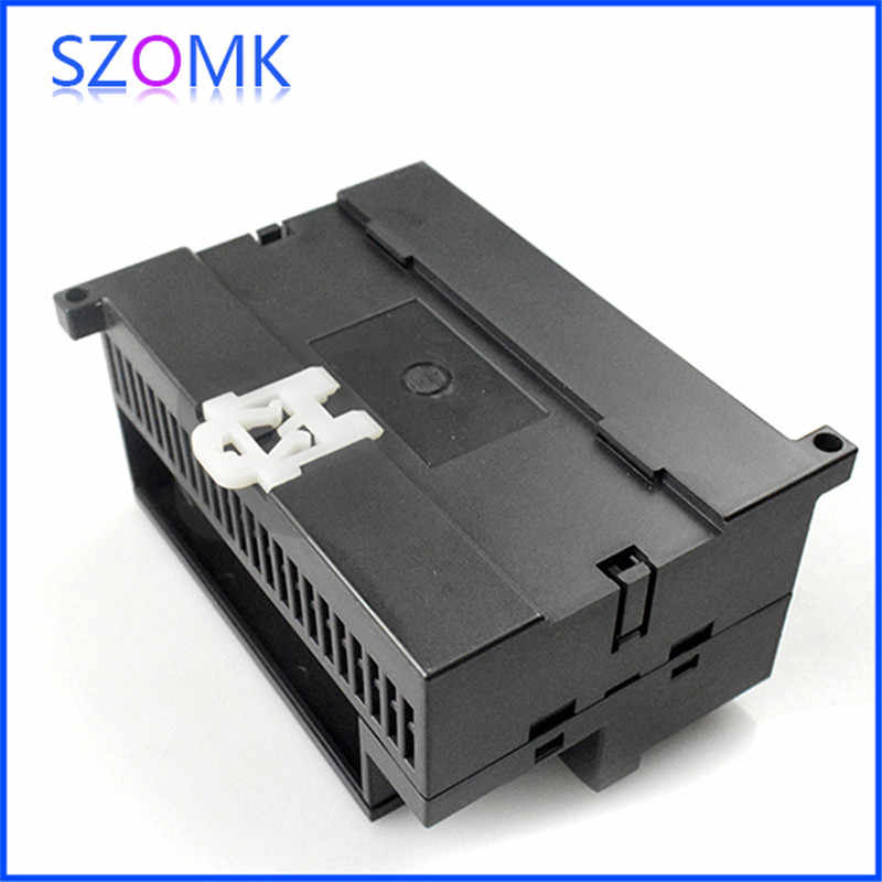 Diy 주택 (10 pcs) 에 대 한 abs 플라스틱 전자 프로젝트 상자 전자 및 circult 보드 캐비닛 케이스에 대 한 120*80*60mm 콘센트 상자