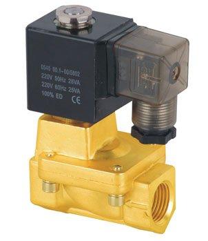 5 шт. в партии Высокое качество 1 ''руководство Тип Электромагнитные клапаны pu225-08a 2 Way Латунь сделано в Китае