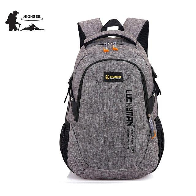 HIGHSEE Outdoor Sports Backpack Daypack School Bags Hiking Travel Backpack  For Hunting Backpack Waterproof Camping Rucksack 0205949f11682