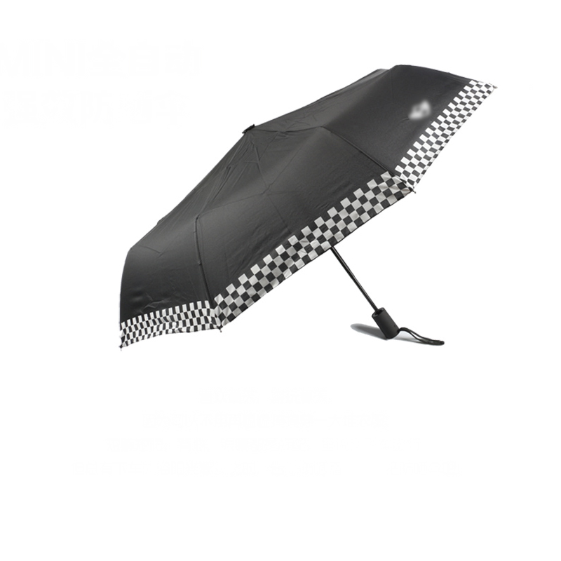 Image 3 - Wind Resistant Folding Automatic Umbrella Rain Women Auto Luxury Big Windproof Umbrellas Rain For mini Men Black Coating Parasol-in Waterproof Umbrella Sets from Automobiles & Motorcycles