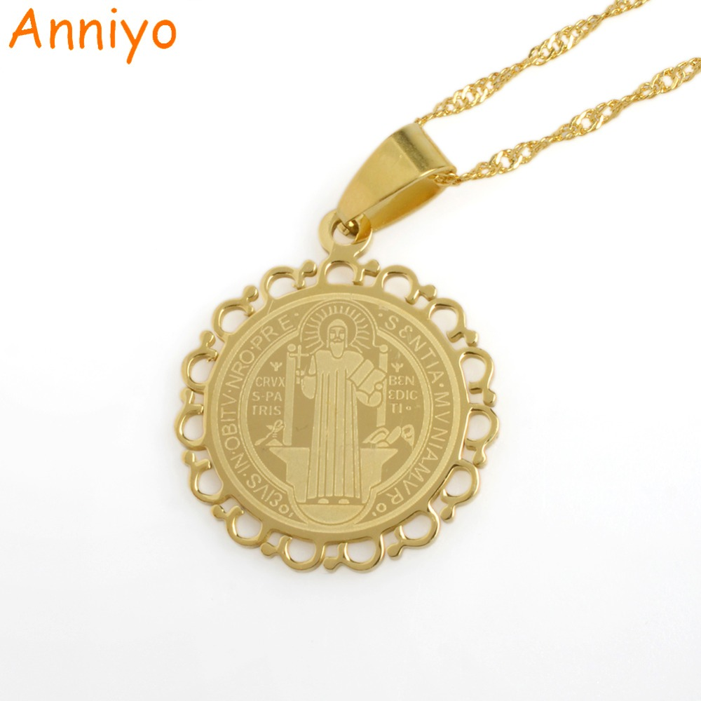 necklace medal about must click benedicts medallion you know benedict s things catholic st