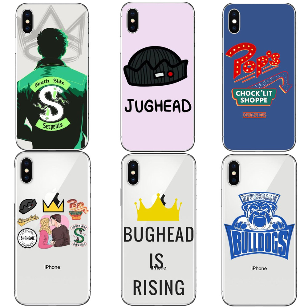 American TV Riverdale Southside Serpent Phone Case for