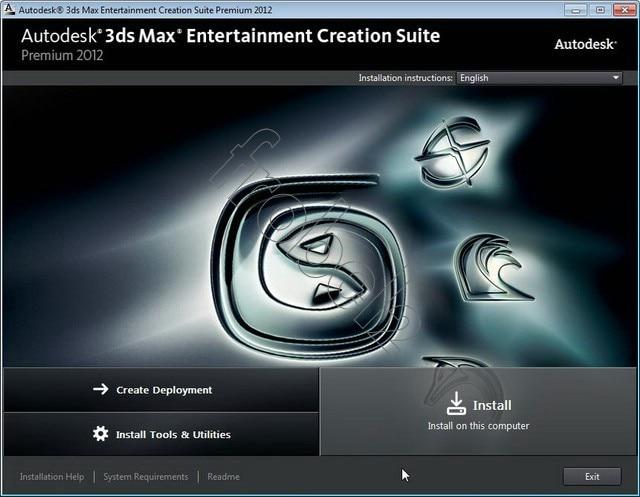 Buy Autodesk 3ds Max Entertainment Creation Suite Premium 2012 Mac