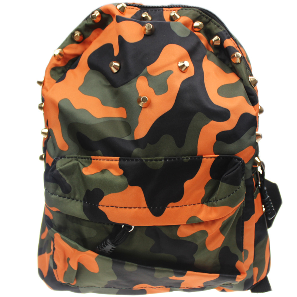Baby Kids S Boys Child Padded Camouflage Camo Rivet Clinch Bolt Kindergarten School Bag Bookbag Backpack Satchel In Bags From Luggage On