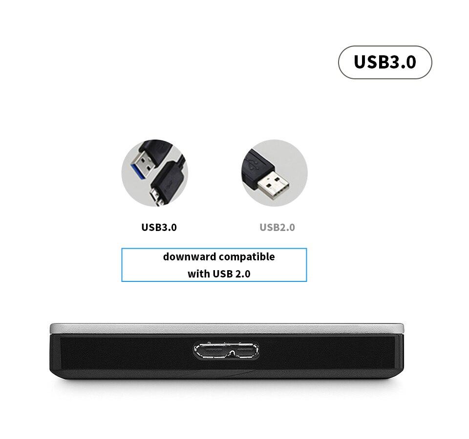 "Seagate External Hard Drive Backup Plus 2.5"" Portable HDD 5400rmp 1TB 2TB 4T USB 3.0 External Hard Drive Disk disco duro externo-in External Hard Drives from Computer & Office    2"