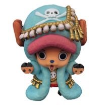 Anime Doll Fourieen One Piece Tony Tony Chopper PVC Action Figure Toy 20th Anniversary Collection Model Christmas Gift For kids anime one piece tony tony chopper figure theatrical edition pvc one piece figure collectible model toy