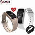 2017 ISMART Bluetooth Waterproof IP67 Blood Oxygen Pressure A09 smart wristband Bracelet Heart Rate PK mi band 1 2s i5 S2 ID107