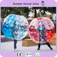 Free Shipping 1.5M Body Inflatable Bubble Soccer Ball Bumper Football Zorb Ball Human The best PVC 0.8mm