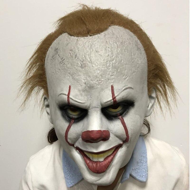 Joker Halloween Costumes For Men Adult Horror Carnaval Stephen