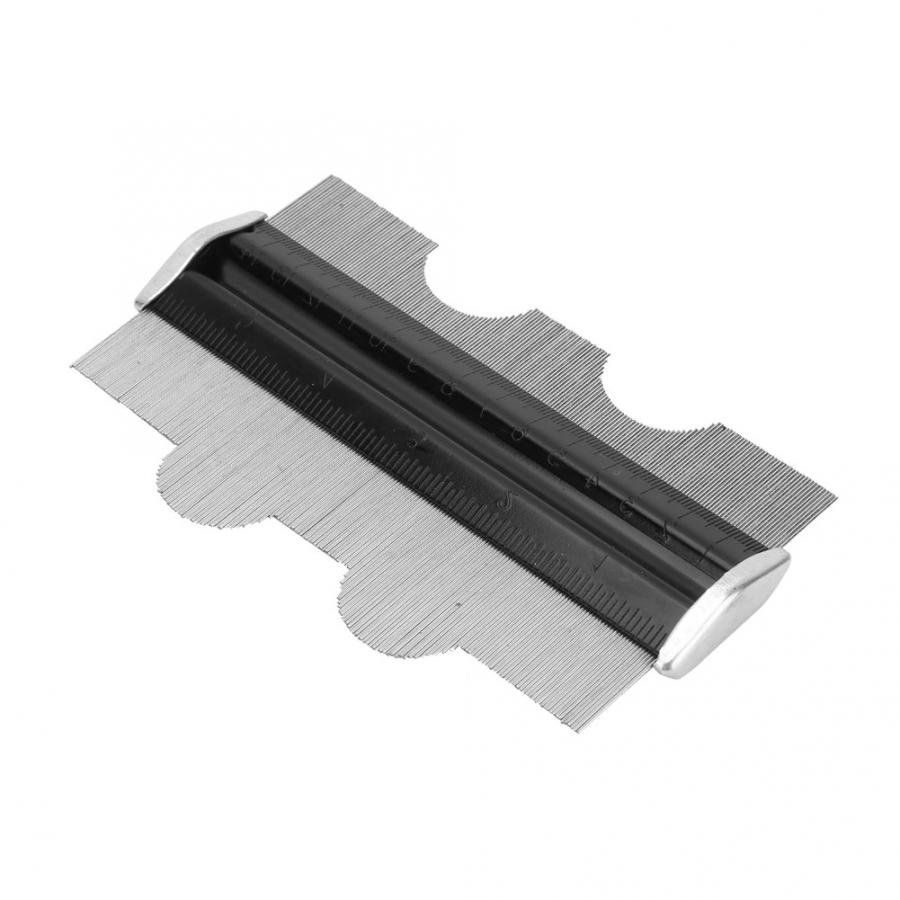 "6/"" Stainless Steel Shape Contour Duplicator Gauge"