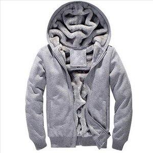 Image 3 - Sudaderas con capucha para mujer, ropa deportiva, Sudadera con capucha de algodón grueso y cálido, Sudaderas para Hombre, prendas de vestir, abrigo para mujer 5xl 2020