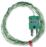 K type thermocouple with weld point ,2*0.2mm, length 500mm Lab Facility
