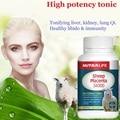 100% natural Nova Zelândia Ovinos Placenta Pílulas de Vitaminas Suplementos Suporta libido saudável imunidade melhorar a vitalidade física