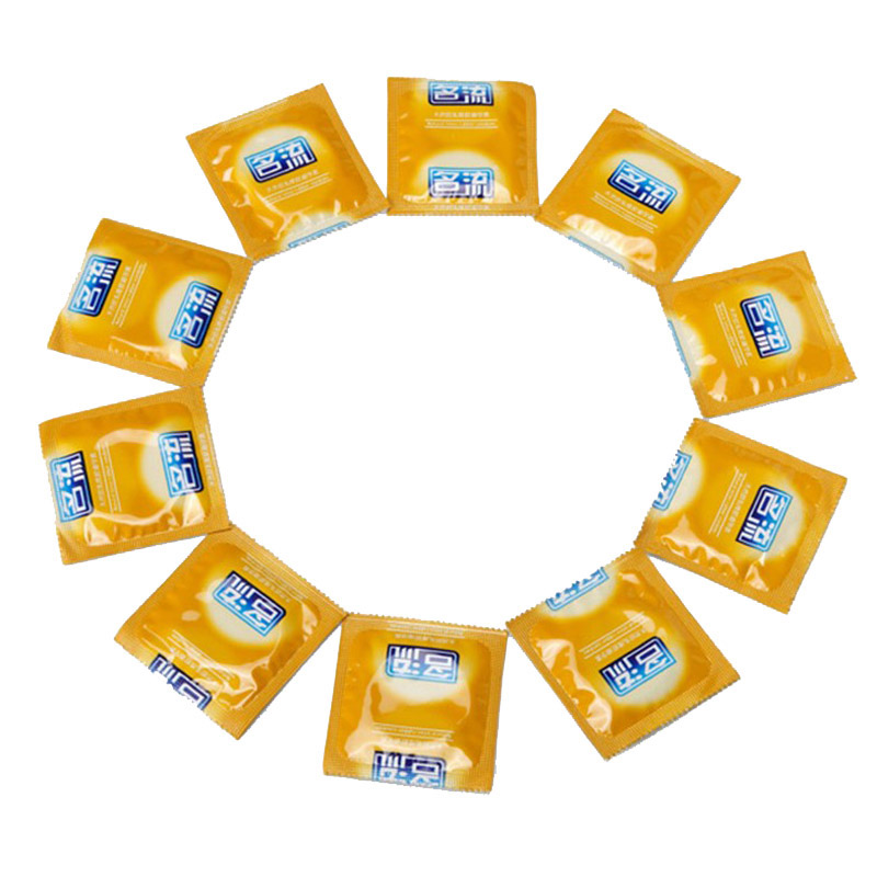 Good Quality 10 Pcs Condoms Latex Vitalized Thread Flirting Sex Tool Special Condoms For Men