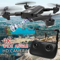 SG900 RC Drone With 4K HD Camera FPV WiFi Optical Flow GPS Quadcopter Helicopter Auto Return Follow Me mode Dron Video Aircraft