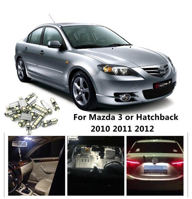 Mazda 3 Interior Lights Flicker