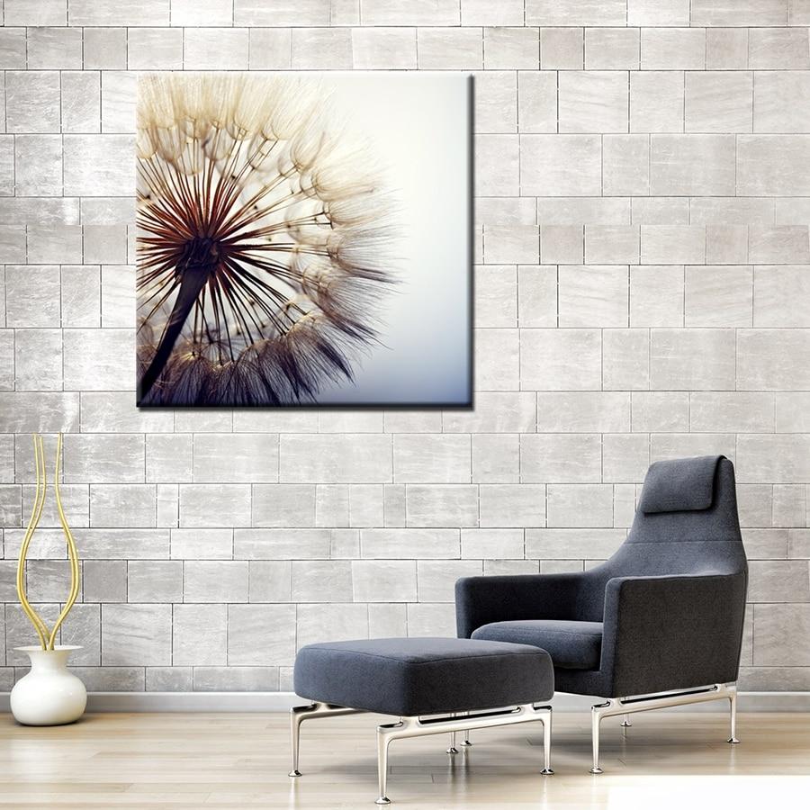 aliexpress  buy beautiful dandelion flower canvas